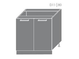 Apakšējais skapītis Violet D11/80