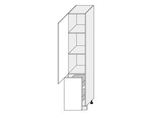 Virtuves skapis Carrini 2D14K/40+cargo L