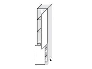 Virtuves skapis Carrini 2D14K/40+cargo P