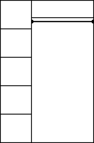 Skapis ID-6619