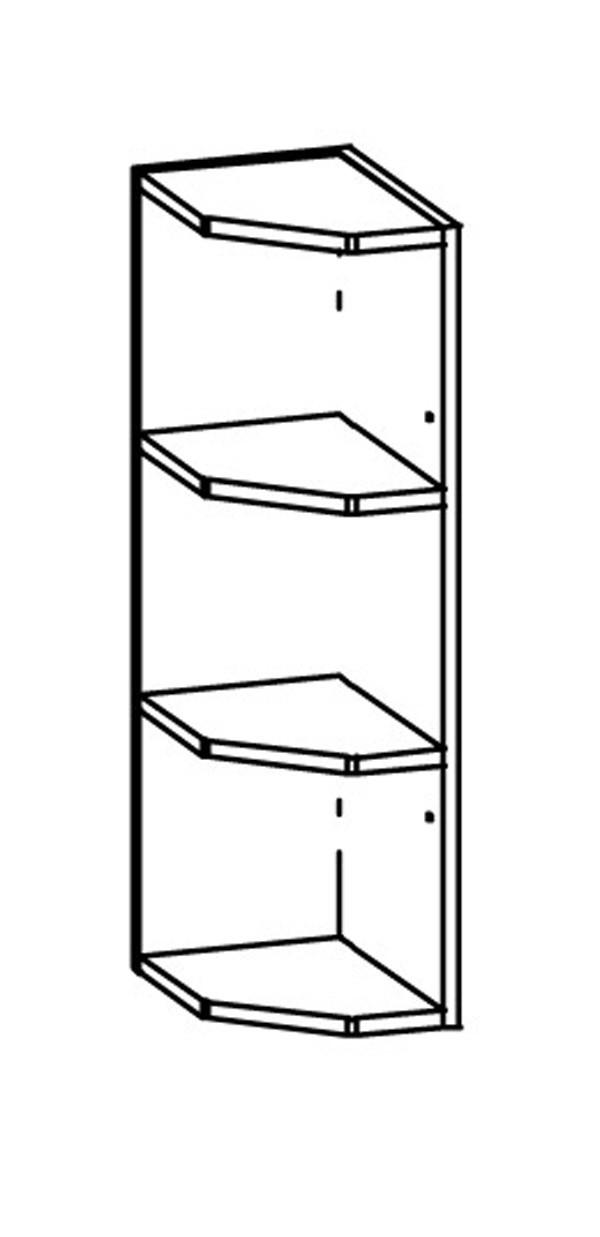 Augšējais skapītis MODENA MD1/G20NZ tafla