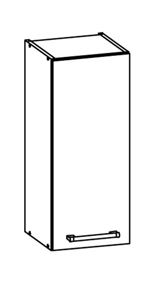 Augšējais skapītis MODENA MD2/G30 MDF