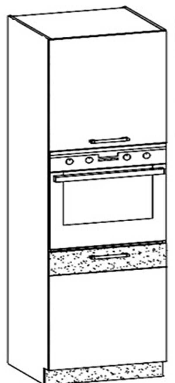 Virtuves skapis MODENA MD29/D60P MDF