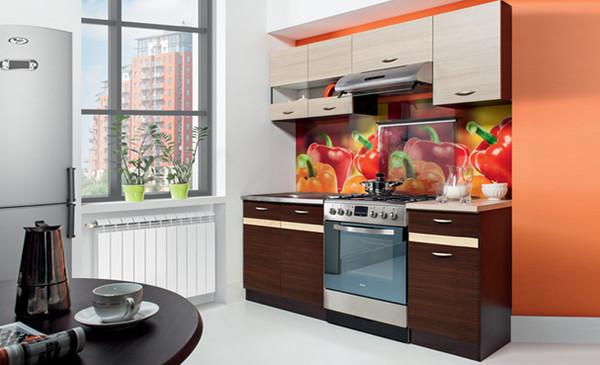 Virtuves komplekts ID-8542
