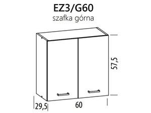 Augšējais skapītis ELIZA EZ3/G60