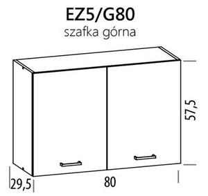 Augšējais skapītis ELIZA EZ5/G80
