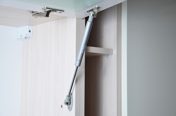 Augšējais vitrīnas skapītis Fino biale W4BS/90 WKF