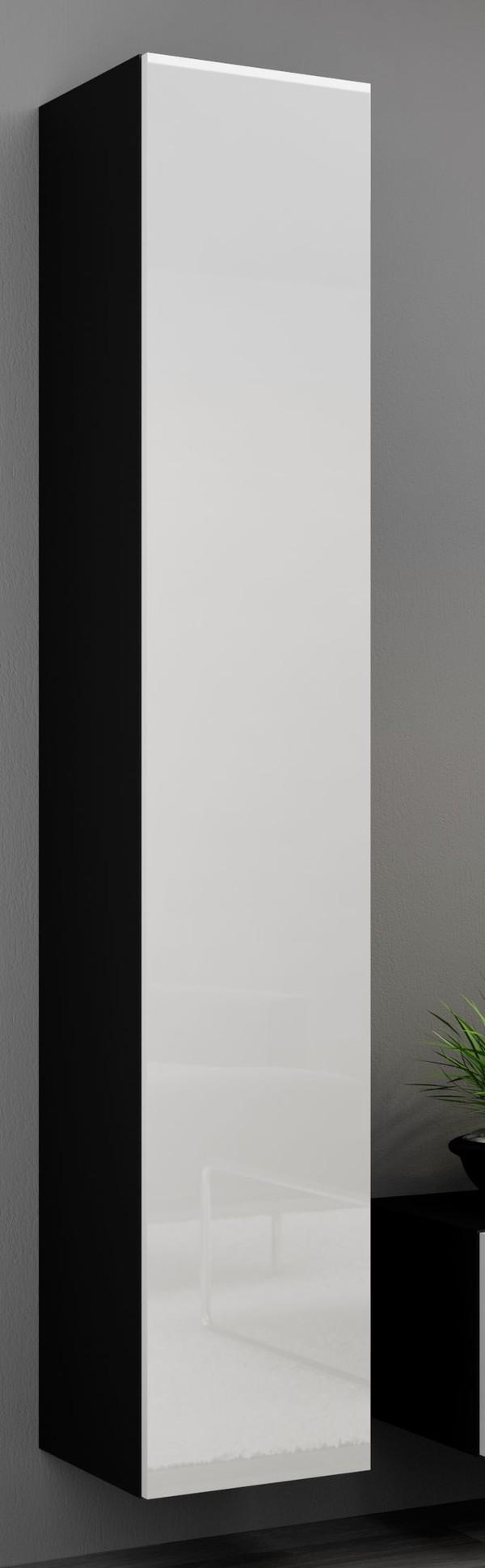 Korpuss: Melns. Fasāde: Balts pulēts